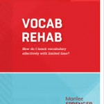 Vocab Rehab, an ASCD arias…& a give away!