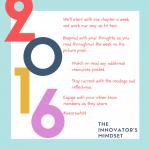 A book study via Facebook… #InnovatorsMindset #thefirstyear