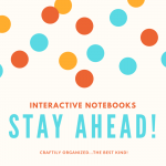 Creating and using interactive notebooks…a video series!