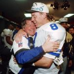 Lead like Jimmy, not like Barry…says @TroyAikman & @8amber8