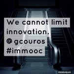 Leading Within the Box, #IMMOOC Week 2
