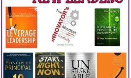 Hiring an assistant principal? Reading suggestions for new leaders! #cpchat **UPDATED with book links
